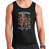 Deep Diver Only for The Brave Men's Vest