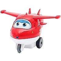 Giochi Preziosi - Super Wings Aereo Veicolo Giocattolo a Frizione, Personaggio Jett
