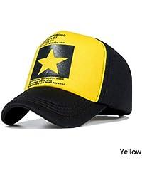 Amazon.es  gorras ny - Amarillo   Sombreros y gorras   Accesorios  Ropa fb1bba18994