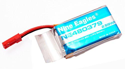 Nine Eagles Multicopter-Flugakku Passend für: Galaxy Visitor