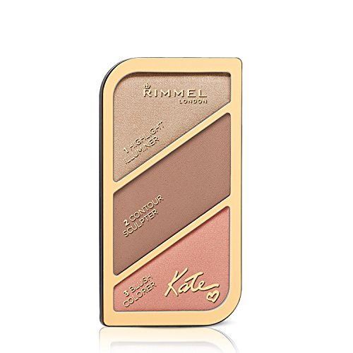Rimmel London Kate Sculpting Palette, Coral Glow,