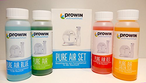 proWIN PURE AIR 4er Set je 100 ml --NEUHEIT--