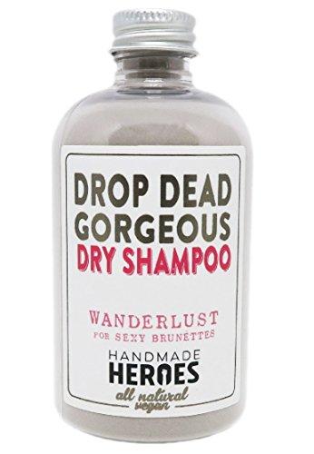 Natürliches, veganes Trockenshampoo, Drop Dead Gorgeous Dry Shampoo