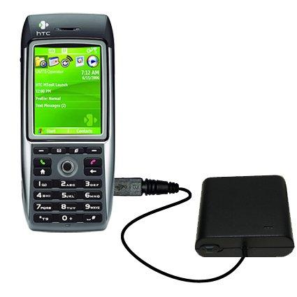 Tragbares AA Akkupack für kompatibel mit HTC MTeoR Mit TipExchange Technologie