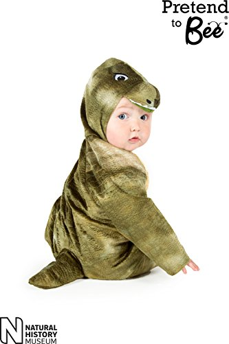 Baby T-Rex - Kids Costume 2 - 3 (National Fancy Dress Kostüm)