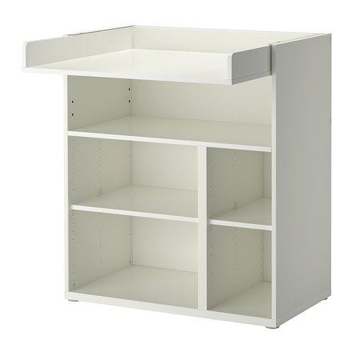 Preisvergleich Produktbild IKEA STUVA - Ändern Tisch / Schreibtisch, weiß - 155 cm