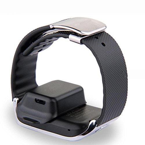 Colorful Ladeklemme Ladegerät USB Ladegerät Charging Kabel Dock Cradle für Samsung Galaxy Gear 2 SM-R380 Watch -