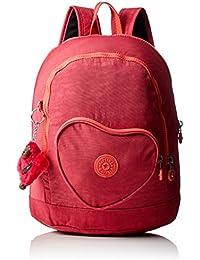 Kipling - HEART BACKPACK - Kinderrucksack - Punch Pink C - (Rosa)