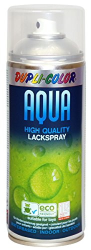Duplicolor 252426 Spray Aqua, Color Barniz Brillante, 350 ml