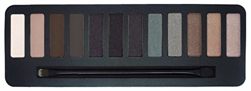 W7 15.6 g Smokin' Shades Eye Colour Palette - 12-Piece