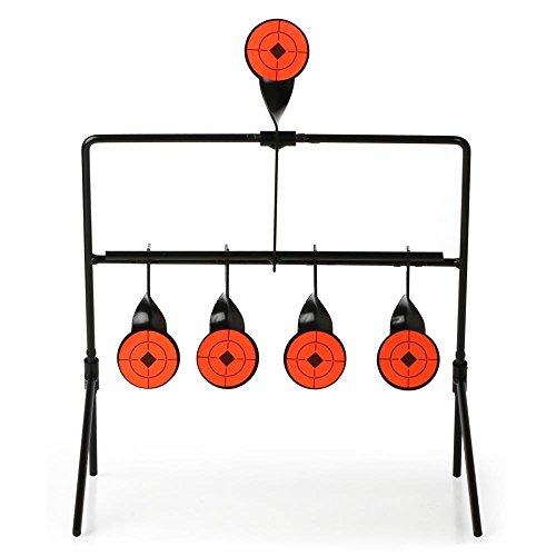 outdoortips-uk-self-resetting-5-targets-spinning-air-gun-rifle-shooting-metal-target-set-new