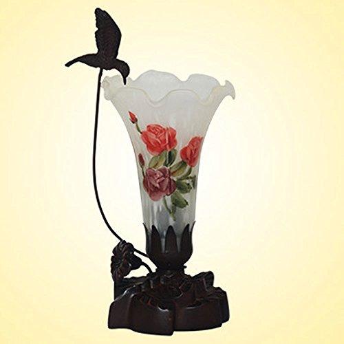 Creativa piccola lampada da tavolo in vetro soffiato creativo 8052