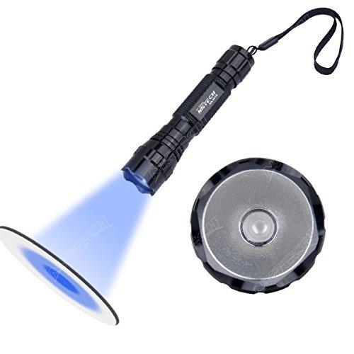 Preisvergleich Produktbild nktech nk-501b Ersatzinnenteil UV-LED 365NM violett Hintergrundbeleuchtung Taschenlampe Suche Camping Torch Head Light Lampe für Outdoor/Indoor