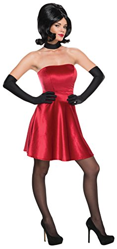 Womens Adult Minions Scarlet Overkill Fancy dress costume Standard (Womens Kostüme Deluxe)