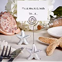 Shimmering Starfish Design Place Card Holder Favors, 27 by Fashioncraft preisvergleich bei billige-tabletten.eu