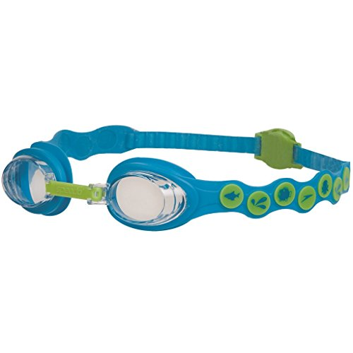 Mainline Kinder Schwimmbrille Sea Squad Goggles Blue/Green, One Size