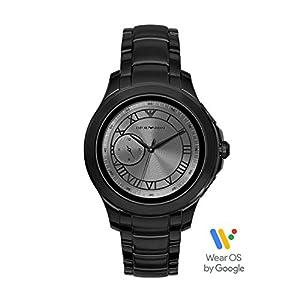 Emporio Armani ART5011 Reloj Inteligente Black – Relojes Inteligentes