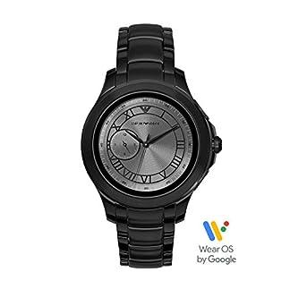 Emporio Armani ART5011 Reloj Inteligente Black – Relojes Inteligentes (Black)