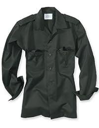 Surplus US camisa manga larga oliva