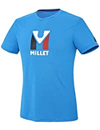 Tee-Shirt randonnée Trilogy Dry Grid Logo - homme
