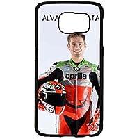 Motorcycle Road Racer Samsung Galaxy S7 Cover,Samsung Galaxy S7 Cover,Motorcycle Road Racer Cover,Alvaro Bautista Samsung (S7 Racer)