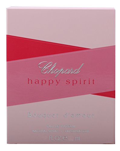 Chopard Happy Spirit Bouquet d'Amour Eau De Parfume spray for women 75 ml, pack of, (1 x 75 ml)