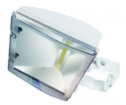projecteur à led - aric hero led - 20w - 4000k - blanc - aric 50101