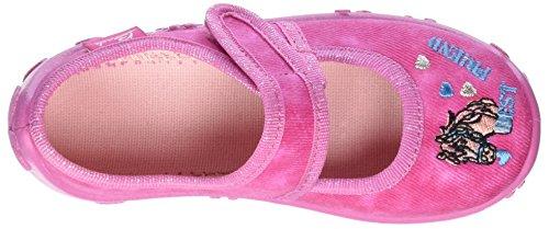 Beck Mädchen Best Friend Hausschuhe Pink (Pink)
