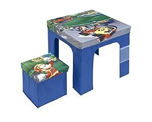 Arditex-Mickey Mouse Conjunto-Mesa Plegable, wd12134u
