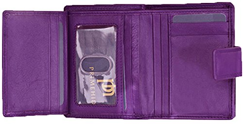 ladies-quality-compact-soft-leather-purse-wallet-purple