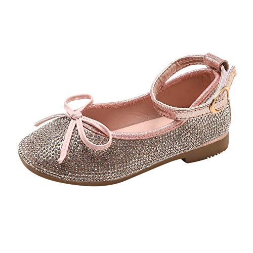 ZARLLE Zapatos Niñas Carnaval Moda Zapato Princesa