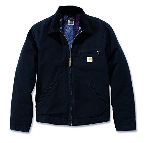 Duck Detroit Jacket Carhartt, XXL, Schwarz