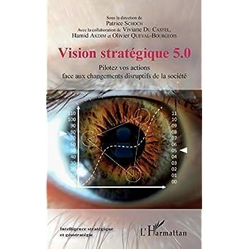 Vision stratégique 5.0: Pilotez vos actions face aux changements disruptifs de la société