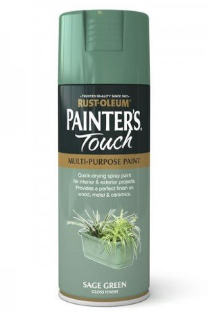 rust-oleum-painters-touch-multi-purpose-aerosol-spray-paint-400ml-sage-green-gloss-1-pack