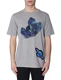 Paul Smith T-Shirt Uomo M1R697PAP103772 Cotone Grigio ced83f4931f