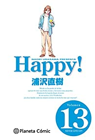 Happy! nº 13/15 par Naoki Urasawa