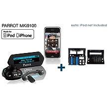 Parrot MKI9100Bluetooth Kit de coche + SOT-976para BMW/Kram 86200