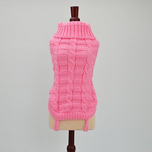 LDFN Doglegs Warme Kleidung Hund Kleidung Haustierkleidung Im Freien Komfort Winter,C-S (Anspruchsvolle Katze Kostüm)