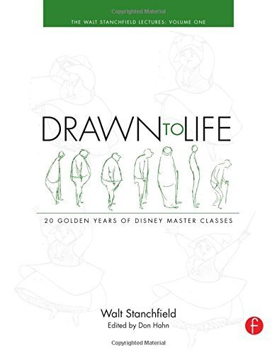 Drawn to Life: 20 Golden Years of Disney Master Classes: Volume 1: The Walt Stanchfield Lectures by Stanchfield, Walt (2009) Paperback