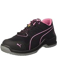 Puma 644110.40 Fuse TC Pink Chaussures de sécurité pour femme Low S1P ESD SRC Taille 40