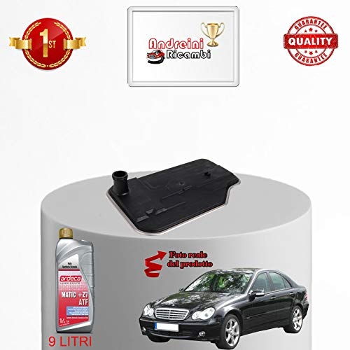 KIT CAMBIO AUTOMATICO E OLIO CLASSE C220 CDI W203 110KW 2005 |1076