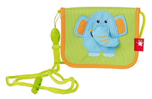 Sigikid Cartera de cuello, Elefant (Varios colores) - 24649