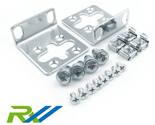 routerswholesale-Rack Mount Kit für hp-4s 43,9cm breit HP (ProCurve) (5069-6535, 5064-2085)