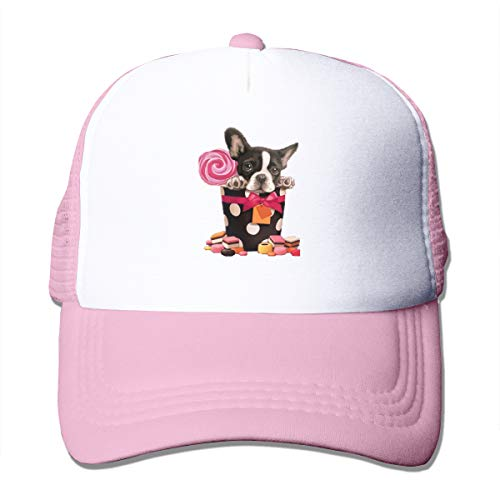 Osmykqe Love Puppy Dog Brithday Gift Summer Quick Drying Sport Cap Running Caps Tennis Hat
