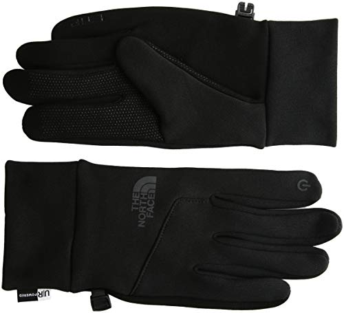 The North Face A7LNJK3 Gants Mixte Adulte, Black TNF, FR : L (Taille Fabricant : L)