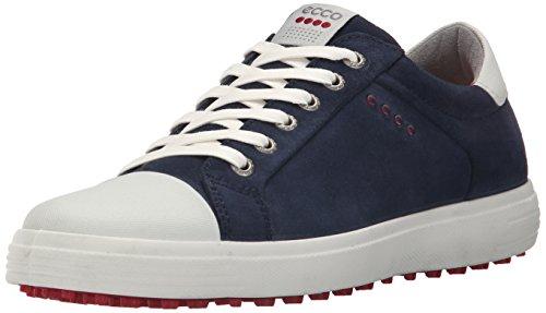 ecco-casual-hybrid-zapatos-de-golf-para-hombre-color-azul-marino-blanco-talla-46