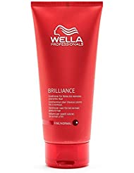 Wella Professionals Brilliance unisex, Conditioner für feines bis normales, coloriertes Haar 200 ml, 1er Pack (1 x 1 Stück)