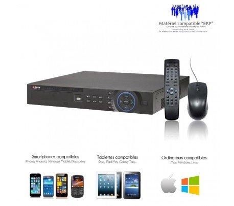 DVR Dahua-RECORDER 16Kanäle Full 960H und D1, Ausgang HDMI Full HD-dvr-2140/D53-500GB HDD -