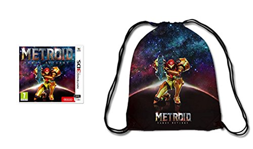 Metroid: Samus Return + Petate