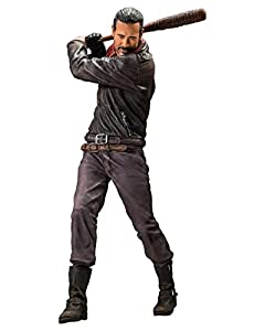 Walking Dead 14717 TV Negan Deluxe Figura de acción, 10 Pulgadas